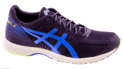 Asics Tartherzeal 6 night shade/blue coast