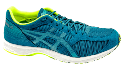 Asics Tartherzeal 6 deep aqua/jungle