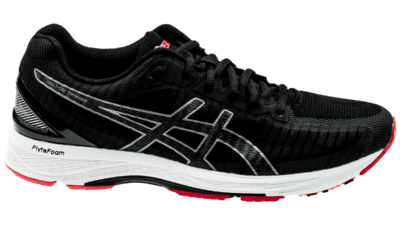 Asics DS Trainer 23 black/carbon