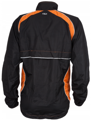 Avento running jack zwart/oranje