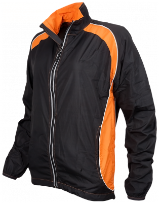 Avento Vest Running Homme noir/orange