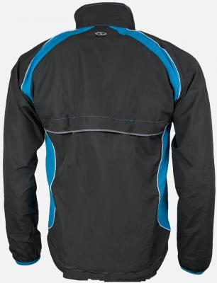 Avento Running jack antrecite/blauw