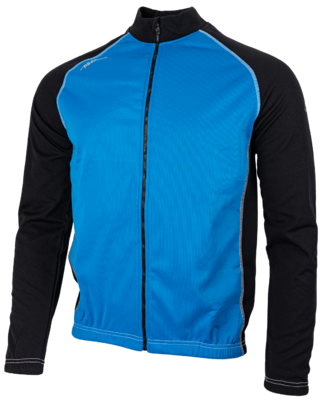 Avento Sportsjacket windbreaker black/blue