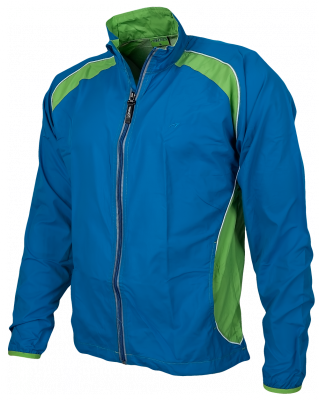 Avento Course jacket bleu