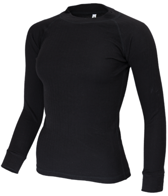 Avento Thermoshirt Lady NAVY (long sleeve) 721