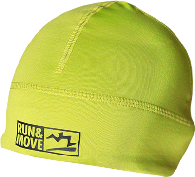 Run en Move Function Cap green