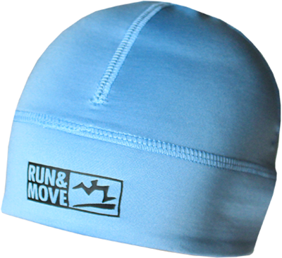 Run en Move Function Cap Light Blue