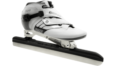 Bont Z White avec Evo Chrome