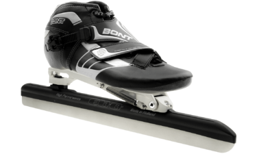 Bont Z Black met Evo Chrome