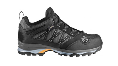 Belorado low Bunion Lady GTX black/black
