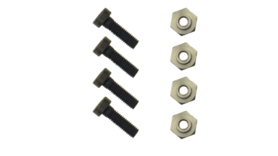 Maple fixing screws set