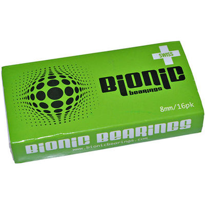 Bionic Swiss 8mm lager