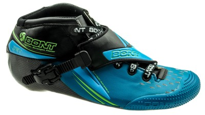 Bont Jet blue/black