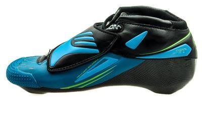 Bont Jet blue/black