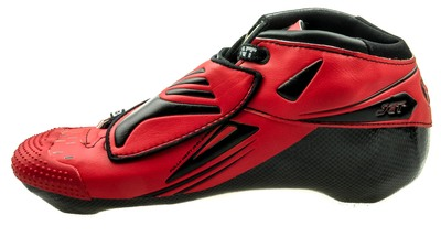 Bont Jet red/black