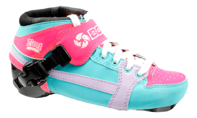 Bont Pursuit Boot Aqua/Pink