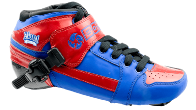 Bont Pursuit Boot Blue/Red