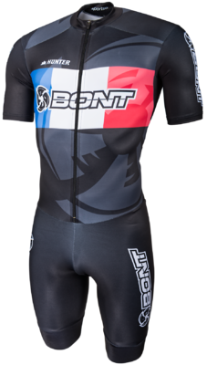 Bont Inline Skinsuit Team France