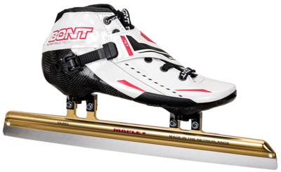 Bont Jet Shorttrack met Maple Duro