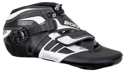 Bont Z LT Black (Ice Long track)