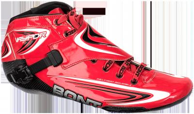 Bont Vaypor 165 Red