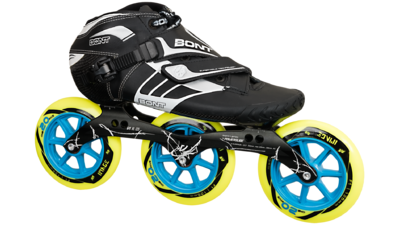 Bont Z met Powerslide Vi 125mm
