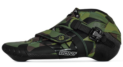 Bont Z chaussure 2 point 195mm camo
