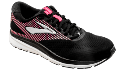 Brooks Addiction 14 black/pink