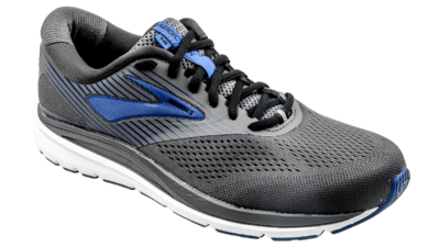 Brooks Addiction 14 WIDE 2E blackend pearl/blue/black