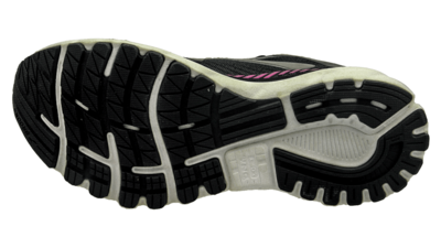 Brooks Adrenaline GTS 20 black/white/hollyhock