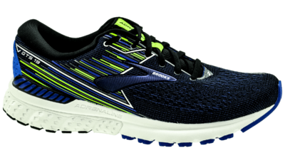 Brooks Adrenaline GTS 19 black/blue/nightlife [1B-NARROW]