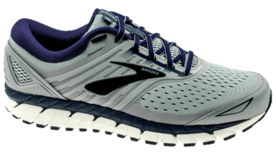 Brooks Beast 18 grey/navy/white