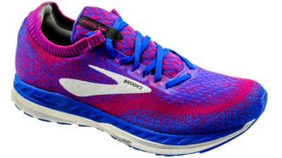 Brooks Bedlam aster/purple/blue