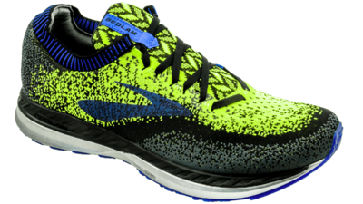 Brooks Bedlam black/nightlife/blue