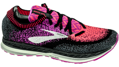Brooks Bedlam black/purple/coral