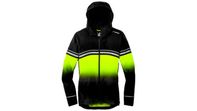 Brooks Women's Canopy jacket reflective [nightlife/black]