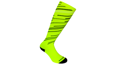 Unisex Fanatic Compression socks [nightlife/black]