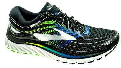 Glycerin 15 black/electric Brooks blue/green gecko