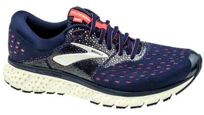 Glycerin 16 navy/coral/white