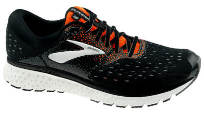 Glycerin 16 black/orange/grey
