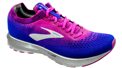 Brooks Levitate 2 aster/purple/blue