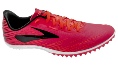 Brooks Women's Mach 18 pink/orange/black