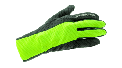 Brooks Unisex Pulse Lite gloves [black/nightlife]