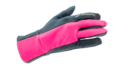 Unisex Pulse Lite gloves [midnight/brite pink]