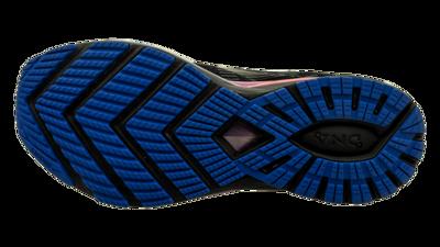 Brooks Ricochet 2 black/blue/fiery coral