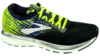 Brooks Ricochet black/nightlife/blue