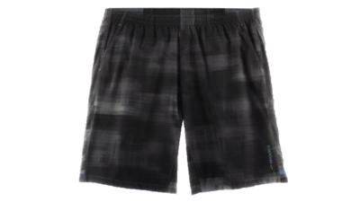 Men's Rush 9inch  short [heather asphalt haze]