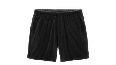 "Brooks Men's Sherpa 7"" short [Heather Black]"