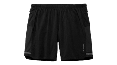 "Men's Sherpa 2-in-1 7"" short [black]"