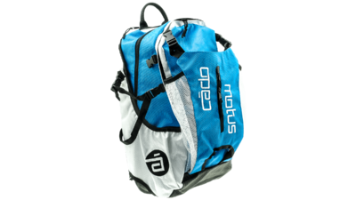 Airflow gear skate skeeler bag - olympia blue/white